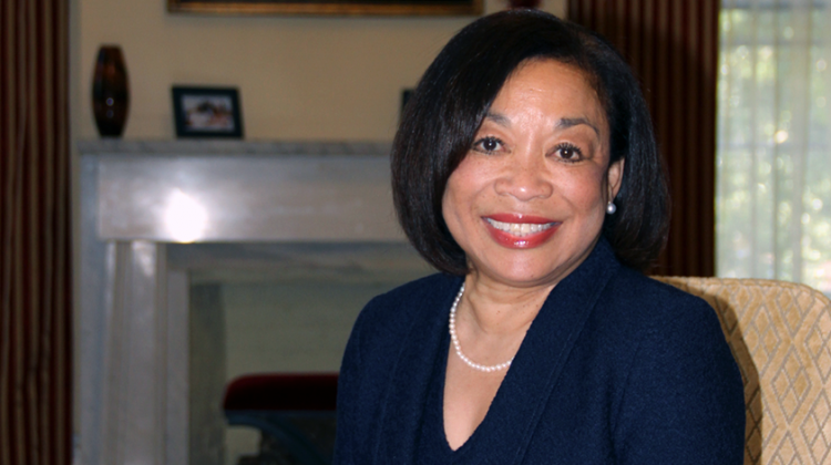 TUSKEGEE NAMES FIRST PERMANENT FEMALE PRESIDENT