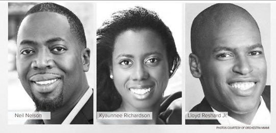 Three African American Opera Singers Featured In Mozart