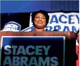 democrat Abrams