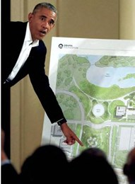 lawsuit filed to block Obama Center