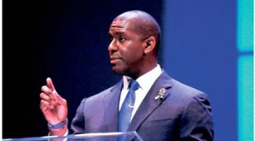 Mayor Andrew Gillum