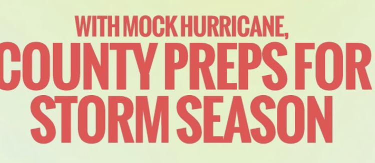 mock hurricane