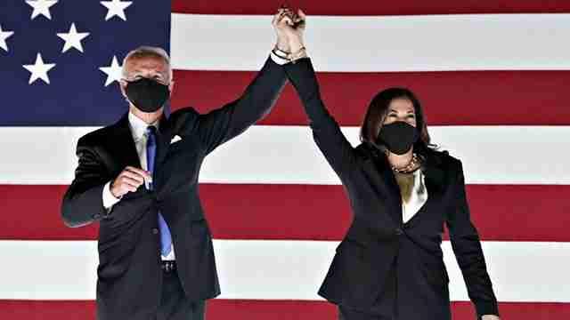 Biden /Harris Victory