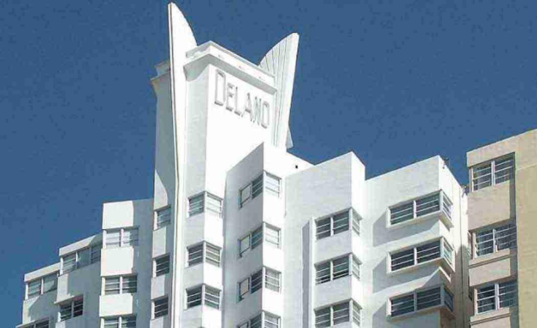 Twenty Year Old Delano South Beach